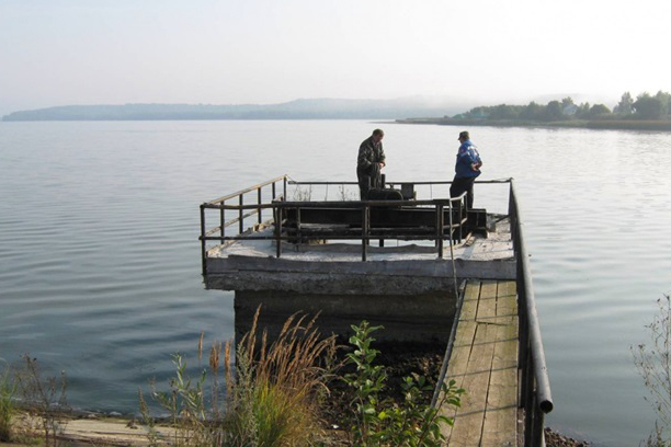 База отдыха СПК «Рыбный»