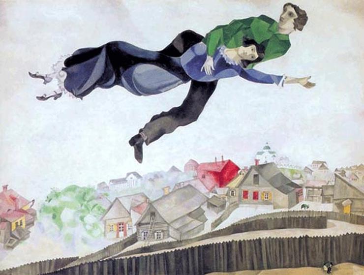 IV Фестиваль современного искусства «Tsiolkovsky Fest» будет наполнен атмосферой творчества Марка Шагала
