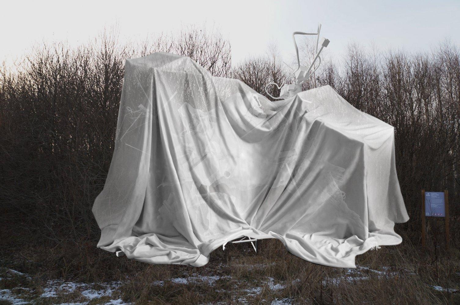 На «АРХСТОЯНИИ – 2016» 5 художников и 5 архитекторов представят объекты на тему «Убежище»