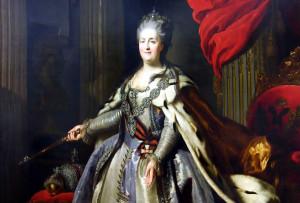 Екатерина II калуга