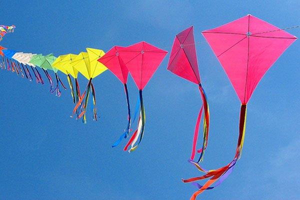 7 и 8 мая в Этномире пройдёт Фестиваль воздушных змеев