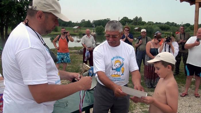 На озере Мандрино 18 июня пройдёт третий Детский рыболовный фестиваль «В гостях у Карпа»