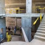 Строительная площадка Второй очереди Государственного музея истории космонавтики калуга