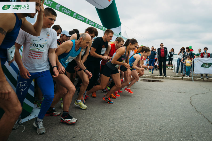 4 июня в сквере им. Волкова пройдёт «Зелёный марафон – 2016»
