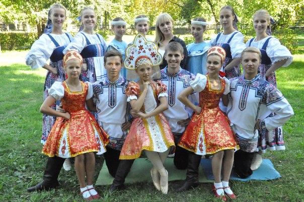 28 мая пройдёт юбилейный концерт ансамбля танца «Образ»