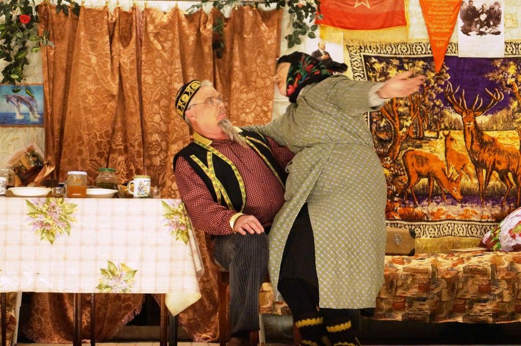 В Калужском ТЮЗе выступит Хвастовичский народный театр