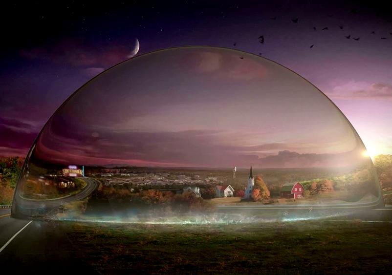 Стивен Кинг. «Под куполом». Литературный обзор от Централизованной библиотечной системы Калуги