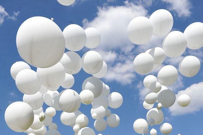 9 мая в Центральном парке культуры и отдыха в небо запустят 716 белых шаров