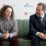 Дмитрий Илларионов и Олег Акимов калуга