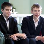 Егор Андрейченко и Вячеслав Гладков калуга
