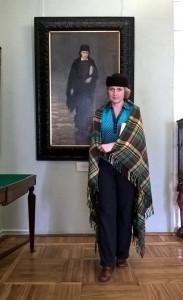"""Батл """"Один в один"""" в Калужском музее изобразительных искусств. Фотография музея калуга"""