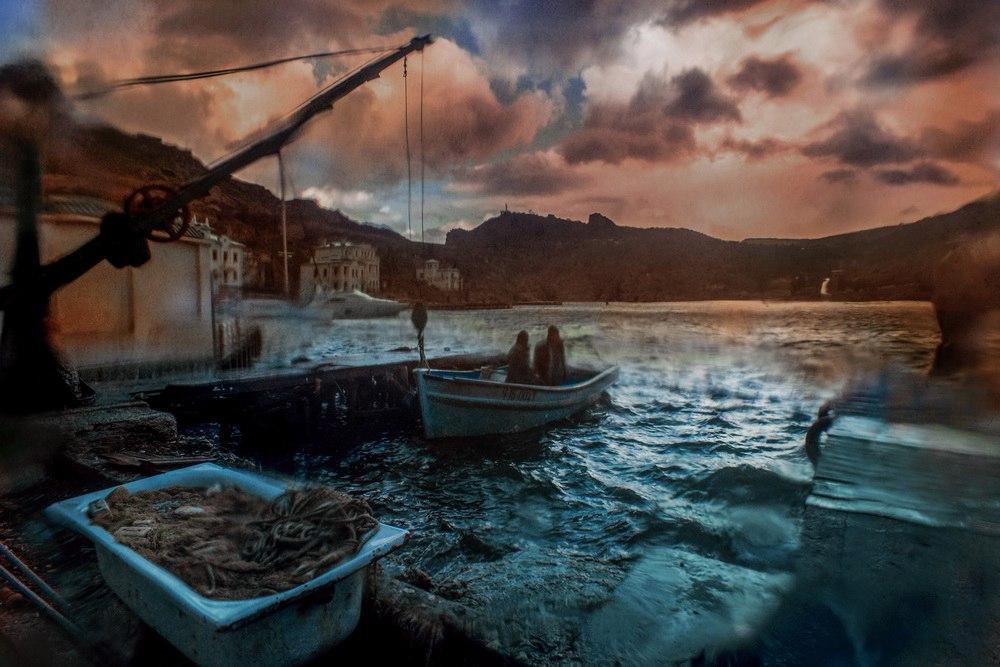 «Мечты о море» Светланы Тарасовой получили Гран-При первого городского открытого конкурса «Фотограф года»