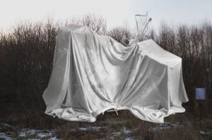 Арт-объект «Обитаемая скульптура для людей» калуга