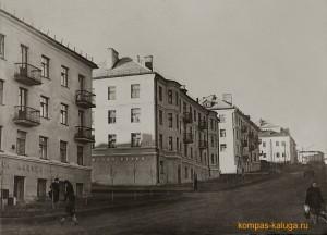 Салтыкова-Щедрина в советское время (источник http://kompas-kaluga.ru/) калуга