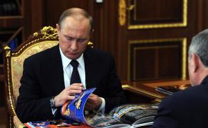 Владимир Путин одобрил идею создания в Калужской области «Русского Диснейленда» калуга