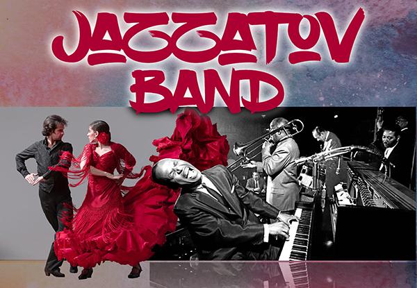 В рамках закрытия сезона 21 июня в Доме музыки прозвучит джаз и фламенко