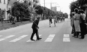 Фотография Николая Низова «Наперегонки со временем» калуга