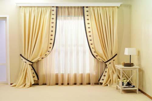 Салон штор «Тефи» представляет новую услугу: химчистку штор, скатертей и постельного белья