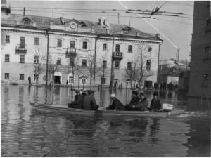 наводнение калуга