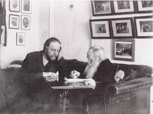 Ярошенко и Толстой калуга
