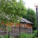 Конюшни дома Кожевниковых (вид со двора) калуга