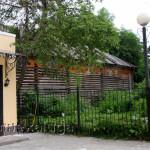 Конюшни дома Кожевниковых (вид со двора) город калуга
