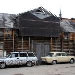 Конюшни дома Кожевниковых