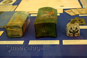 Выставка, посвящённая 170-летию И. Д. Четыркина и 125-летию КУАК город калуга