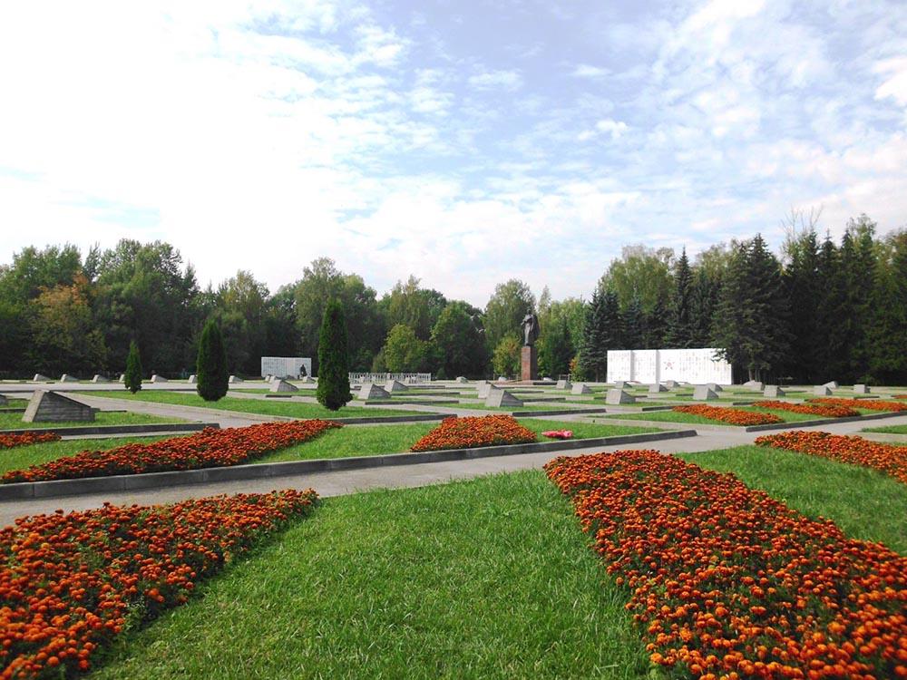 Траурный митинг, посвящённый 75-летию со дня начала Великой Отечественной войны