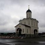 Владимирский скит монастыря Калужской Свято-Тихоновой пустыни калуга