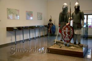 Экспозиция в музее калуга