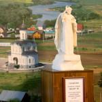 Макет памятника Владимиру III калуга
