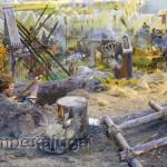 Диорама «Великое Стояние на реке Угре» калуга