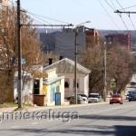 Панорама улицы Салтыкова-Щедрина калуга