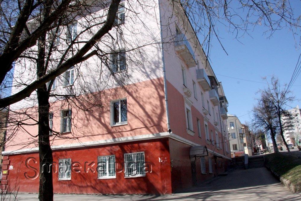 В городе: Салтыкова-Щедрина – улица нескольких городских эпох