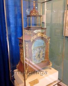 Часы-подарок Екатерины II калуга