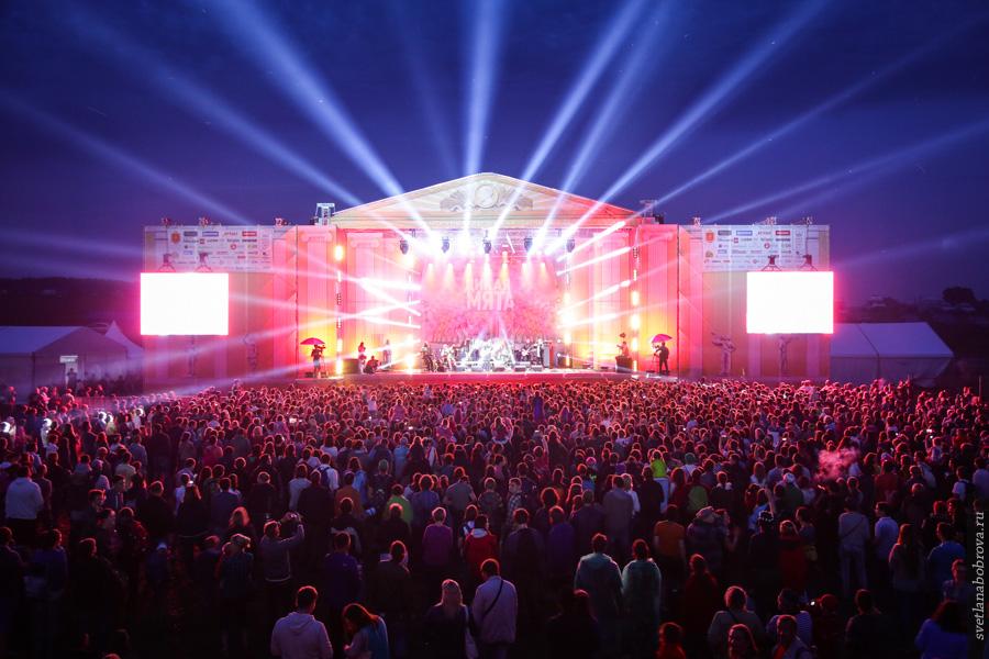 У калужан есть возможность приобрести билеты на фестиваль «Дикая Мята» по «старой», более низкой цене