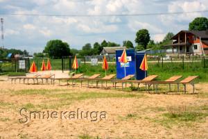 Возможности активного отдыха и комфортного отдыха на природе рядом с Калугой.