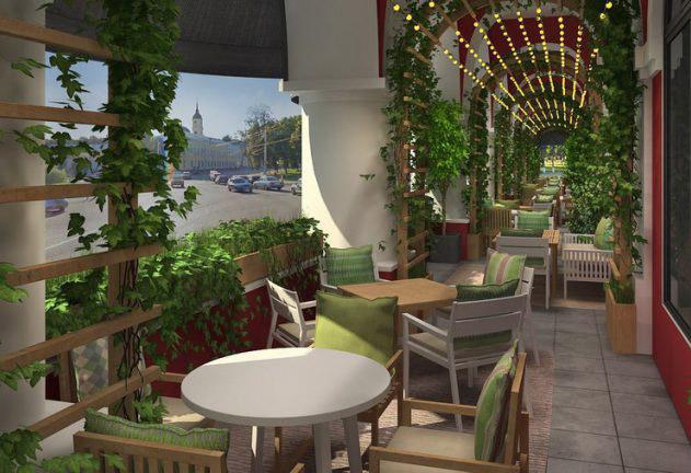 В одном из корпусов ансамбля Гостиного двора появится «Гастромъ кафе»