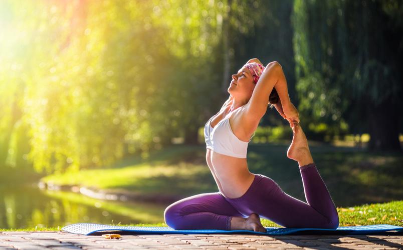 В июле в «Этномире» пройдёт V Международный экофестиваль йоги и здоровья «FREE SPIRIT»