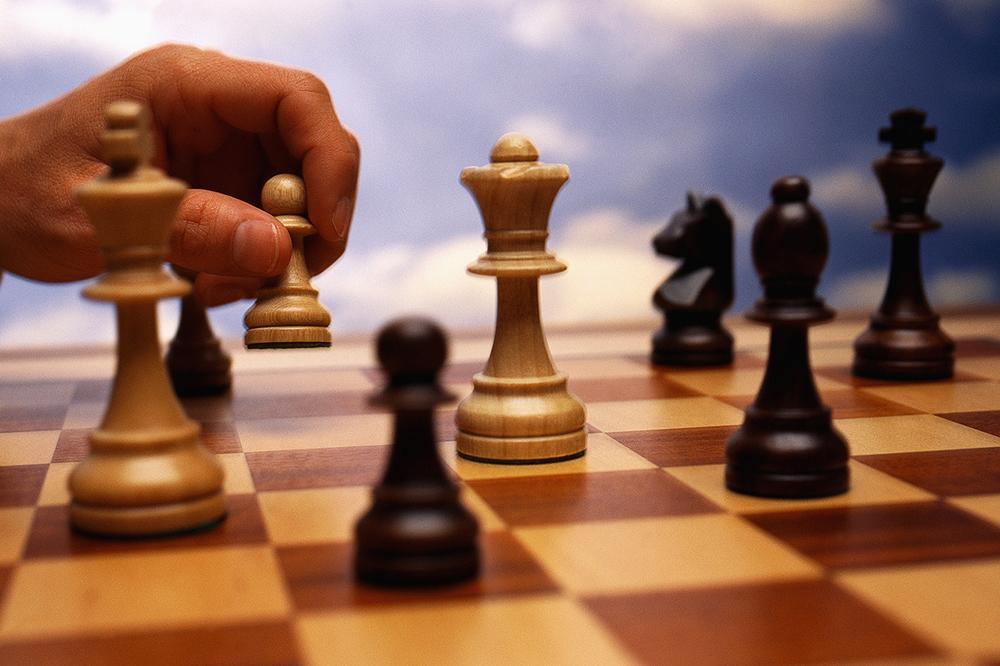 В Калуге возрождается традиция шахматных игр на свежем воздухе