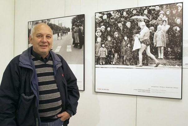 В рамках выставочного проекта «Гран-При по-русски» пройдёт встреча с победителем World Press Photo Александром Лыскиным