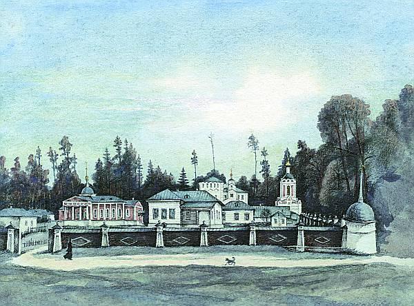 В Калужском музее изобразительных искусств открылась персональная выставка Валерия Манаенкова
