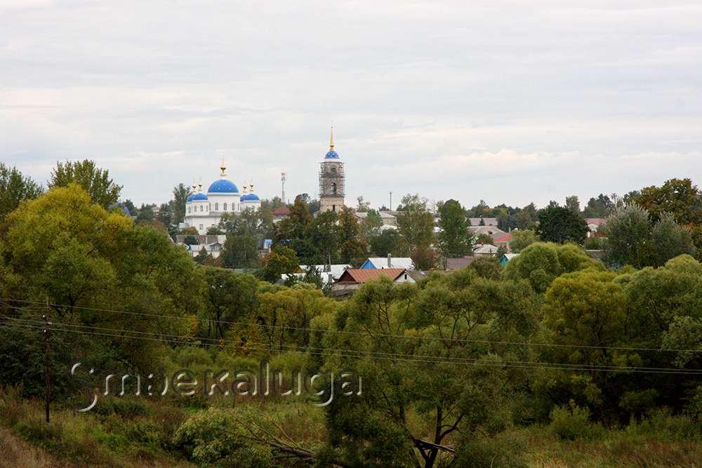 «Родина двух цариц» — город Мещовск (фотопутеводитель по Мещовску)