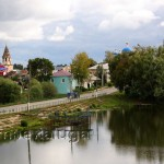 Мещовск. Турея