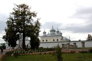Свято-Георгиевский монастырь мещовск