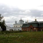 Свято-Георгиевский монастырь калуга