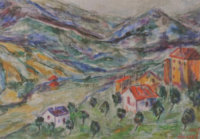 В Калужском музее изобразительных искусств открылась выставка живописи и графики Ивана Миляева и Анны Ефимовой