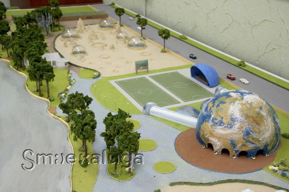 Пляж и кафе парка «Мир» у Яченского водохранилища откроются в 10-х числах июля