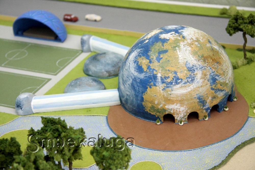 В июле на берегу Яченского водохранилища откроется парк отдыха «Мир» с «Аватар-лесом» и пляжем